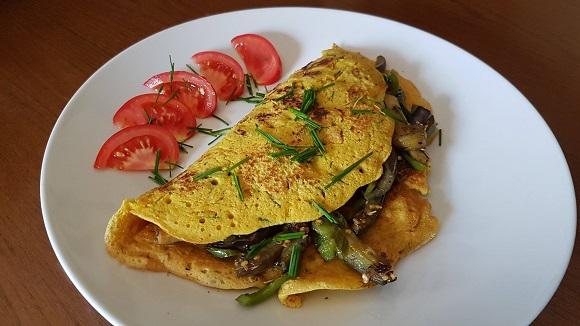 Čičerikina omleta