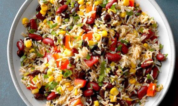 Mehiški riž
