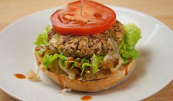 Veganski burger