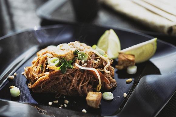 Veganski Pad Thai