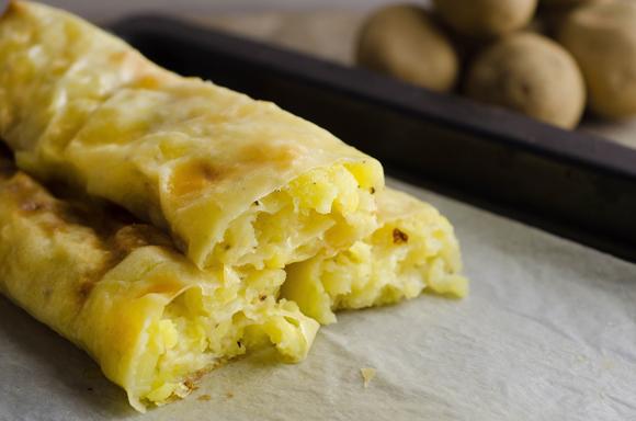 Krompirjev zavitek